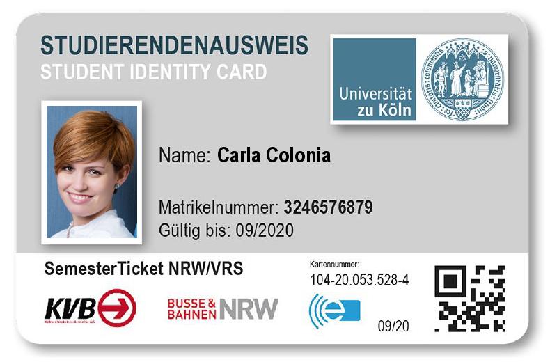 Immatrikulation Uni Köln